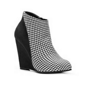 Madden Girl Wedge Booties